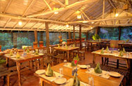 Hotels in Thekkady, dining at thekkady, food and accommodation at thekkady